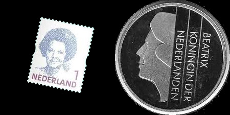 postzegelmuntbeatrix
