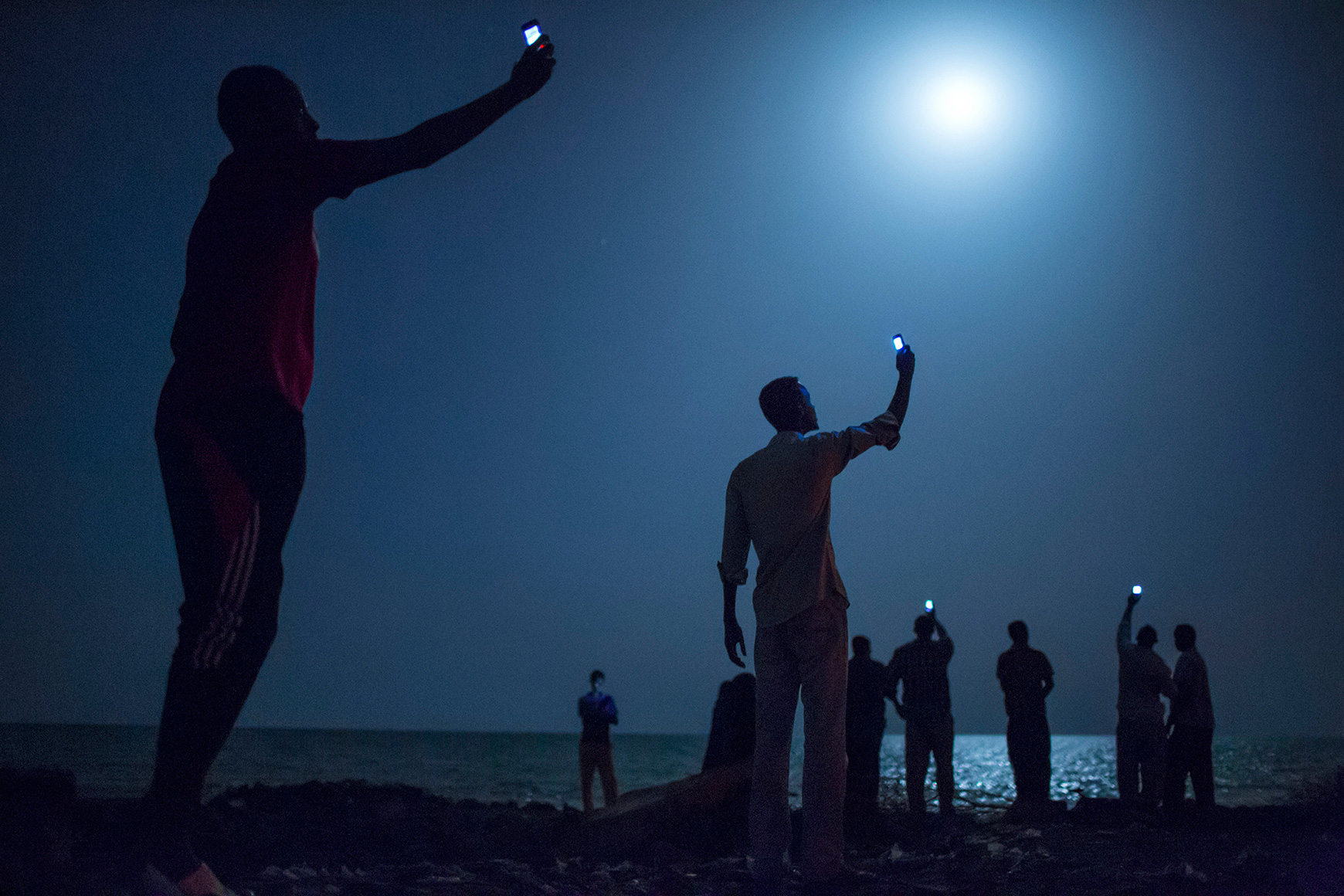 World Press Photo 2013 - John Stanmeyer - VII - National Geographic