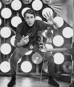Paul Huf, 1966 - Foto Kees Scherer