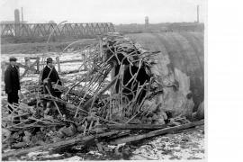 Fotograaf onbekend, Spokane 1918 - Collection Spokane Public Works Departement , Washington State Archive