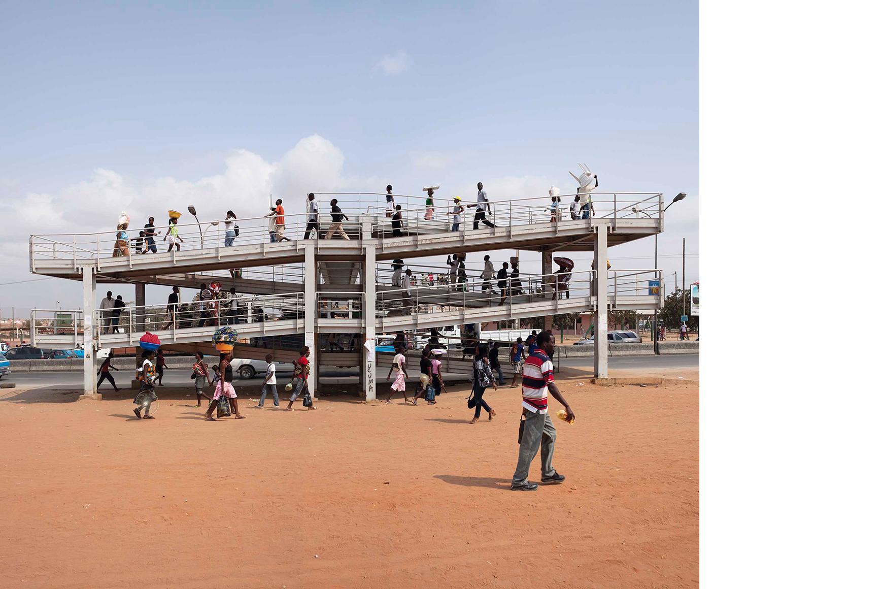 Ponte de villa du Gamek, Luanda - Foto Lard Buurman
