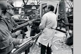 Arrestatie PIDE Agent - Henri Bureau