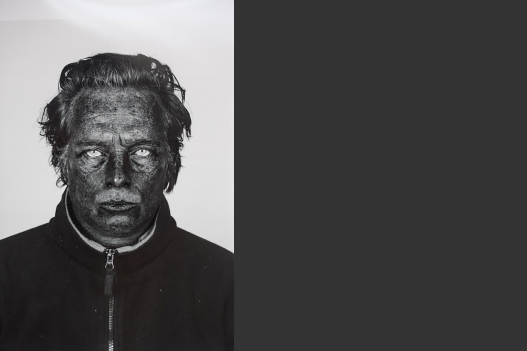 Koos Breukel door Pieter Hugo