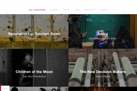 Homepage - Stories of Change