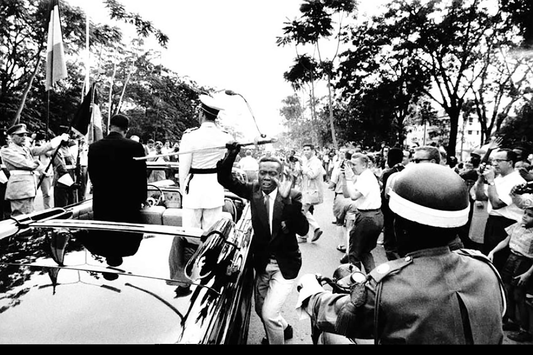 Congo 1960 - Foto Robert Lebeck