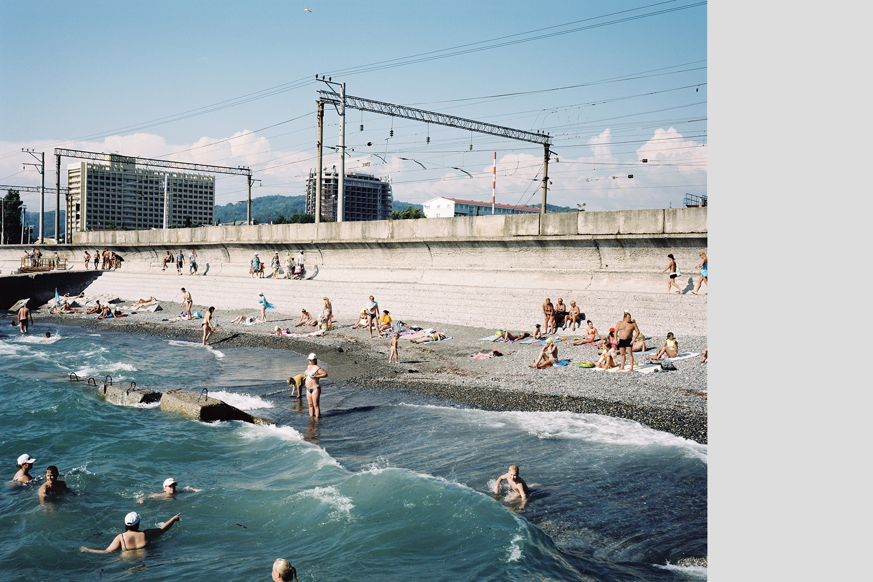 © Rob Hornstra / Flatland Gallery. From: An Atlas of War and Tourism in the Caucasus (Aperture, 2013).