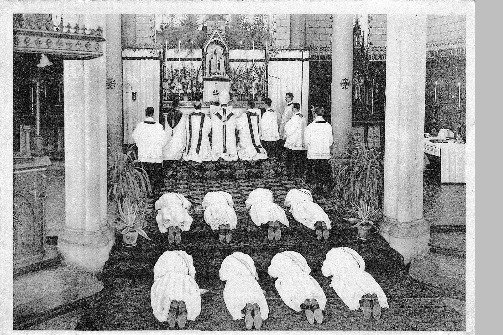 Foto E.Thill, Bruxelles, ca. 1936 / Collectie Margit Willems