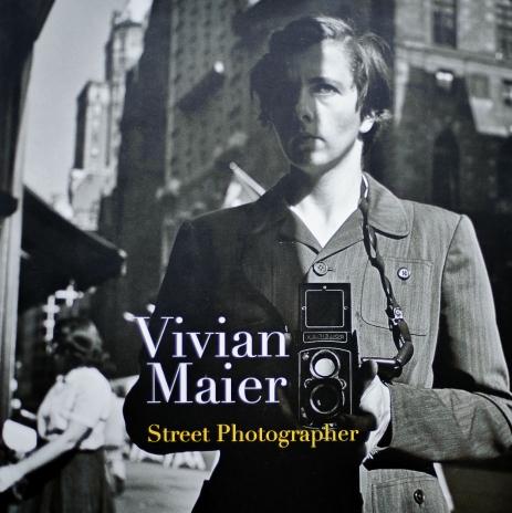 cover fotoboek Vivian Maier - Street Photographer