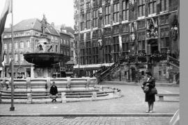 Fotograaf onbekend, 1966 / Collectie Margit Willems, gevonden foto