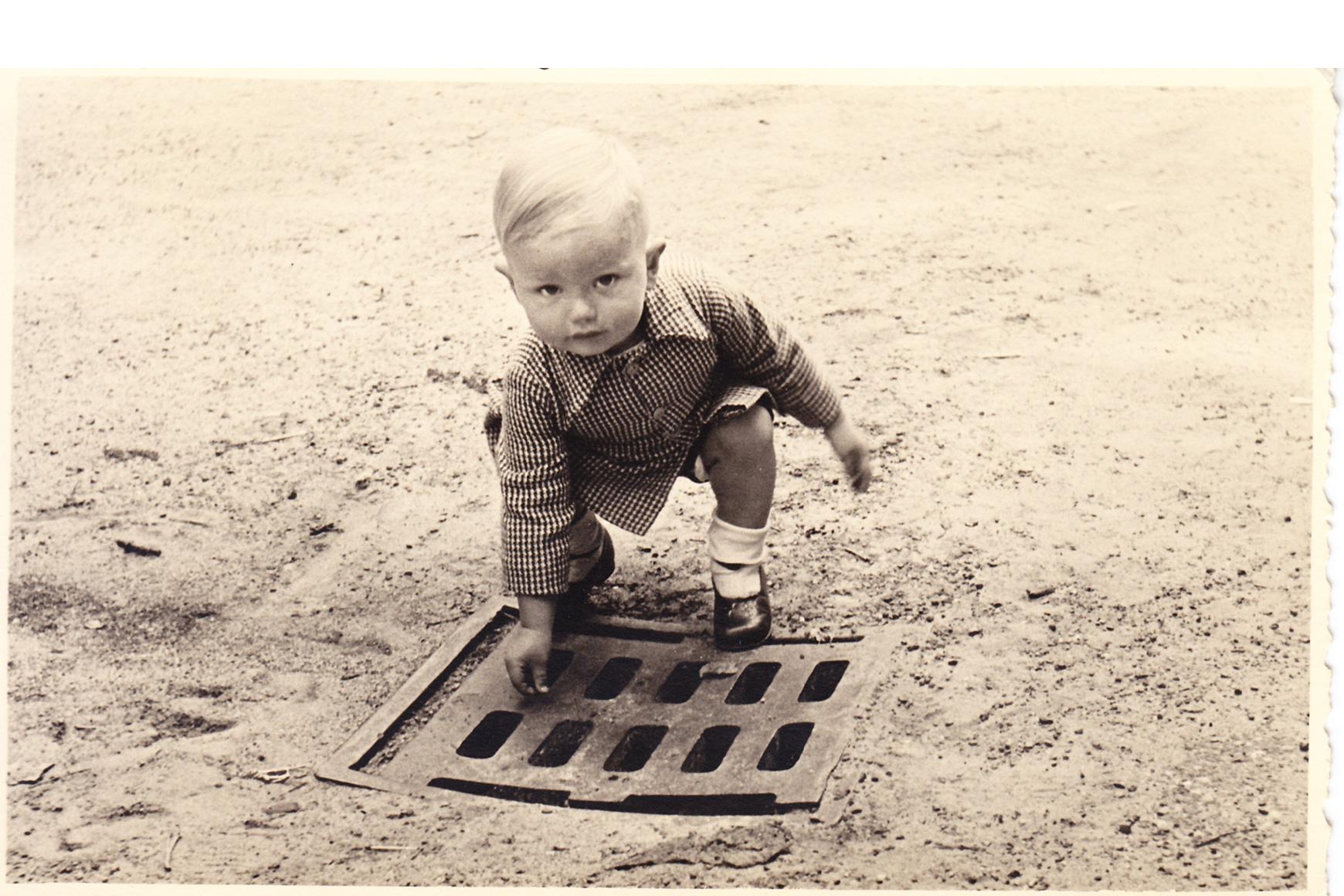 Fotograaf onbekend, Zuid-Nederland, ca 1952 / Collectie Margit Willems