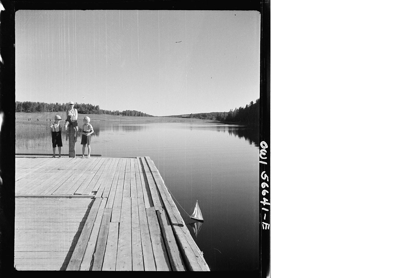 Foto Barbara Wright, ca 1941 / Collectie Library of Congress